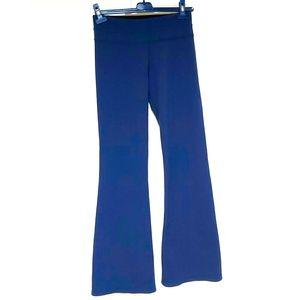 Size 6 Lululemon Reversible Yoga Pants